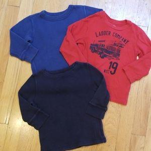 Boy's Gap Shirt Bundle - Size 18-24 months